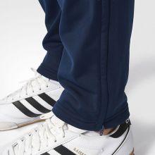 Футбольные штаны adidas Tiro 17 Polyester Pants тёмно-синие