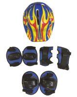 Детская Экипировка Пламя (комплект) Синий