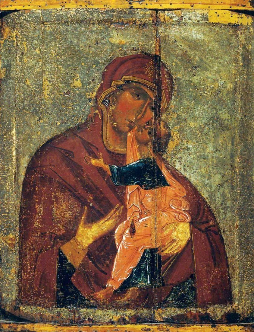 Икона Толгская Божия Матерь