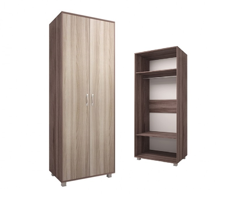 Шкаф двухдверный М2 Доминик