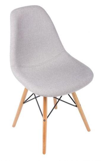 Стул Eames DSW textile серый