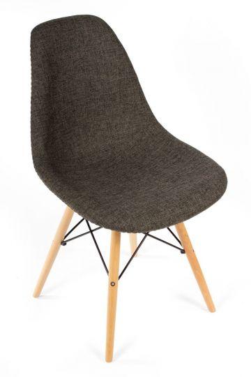Стул Eames DSW textile темно-серый