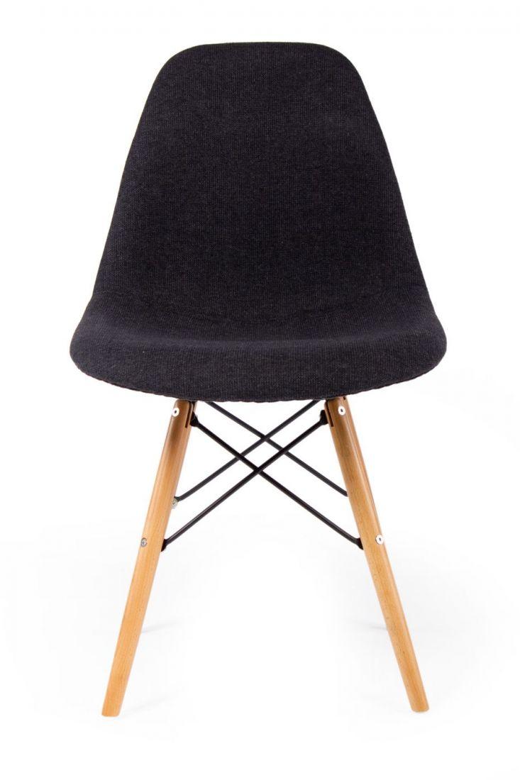 Стул Eames DSW textile черный