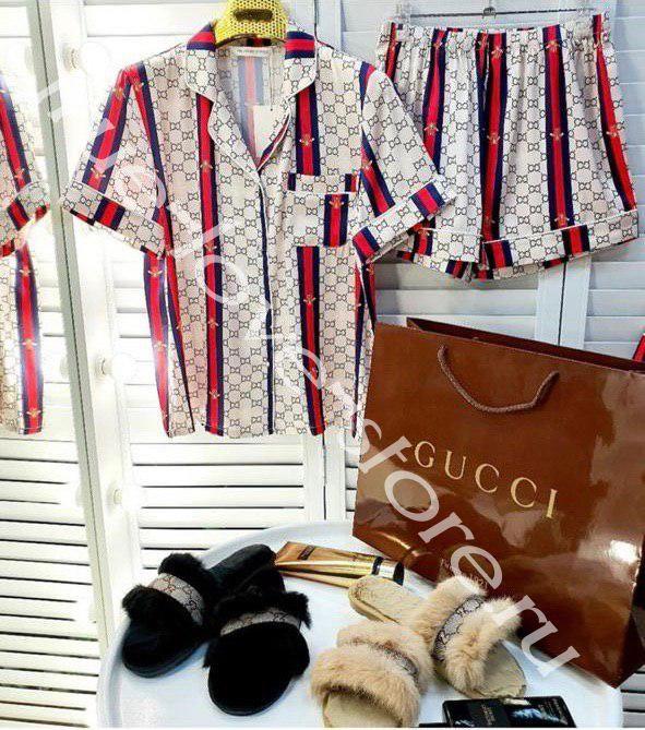 P1014 -  пижама Gucci