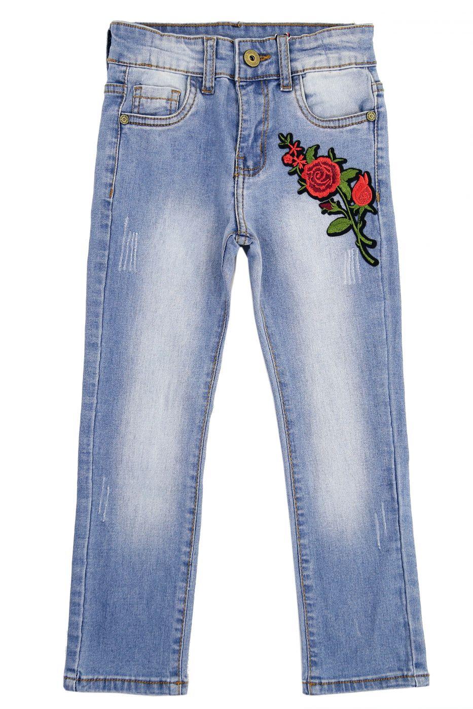 "Брюки джинсовые Bonito Jeans ""Roses"""
