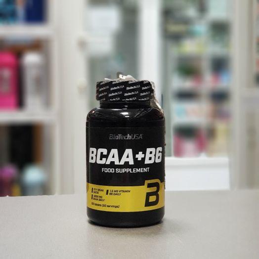 BioTech - BCAA+B6  (100 таб)