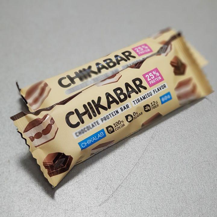 Chikalab - Chikabar (60 г)