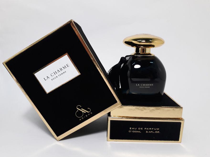 Парфюмерная вода Adisha La Charme Pour Femme 100 мл - подарочная упаковка