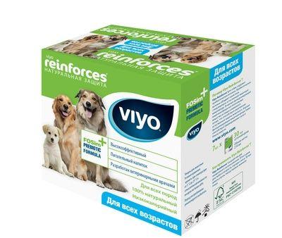 Пребиотический напиток VIYO для собак всех возрастов  7 по 30 мл