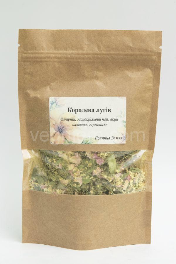 Травяной чай «Королева Лугов»