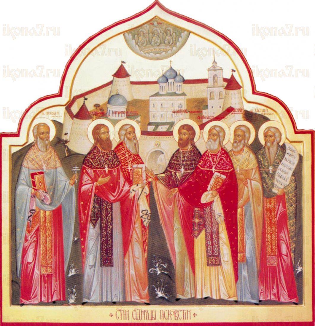 Икона Николай Дворицкий священномученик