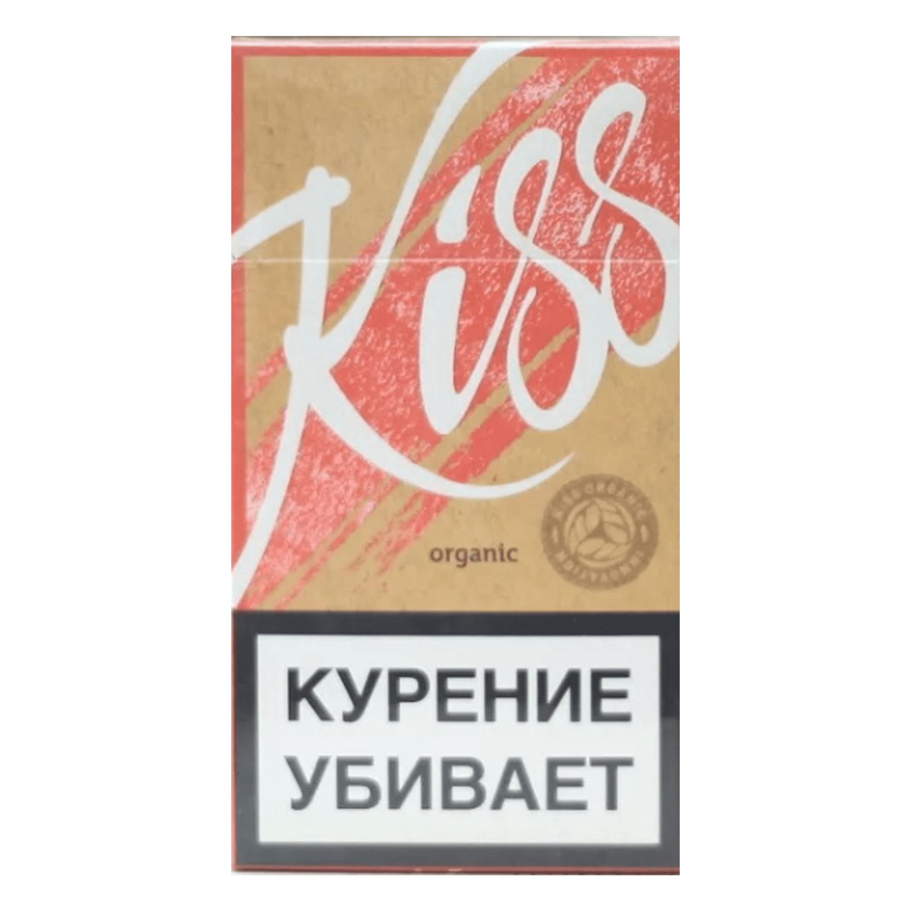 Сигареты кисс органик купить купить электронную сигарету hqd