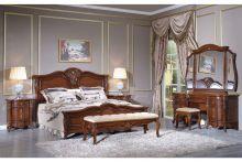 Спальня MILANA CHILLEGIO из 6 элементов (160*200, шкаф 3-дв.)