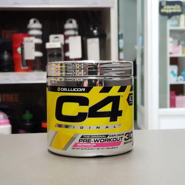 Cellucor - C4 (195 г)
