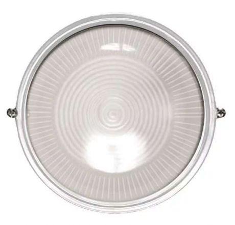 Светильник НПП 1301 60Вт E27 IP54 белый круг