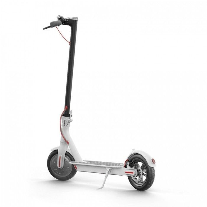 Электросамокат E-Scooter MiniRobot 365 (Euro) Белый (6000mah)
