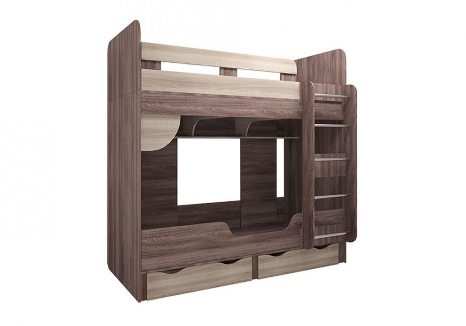 Кровать двухъярусная М14 Доминик
