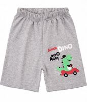 Шорты детские для  мальчиков  BONITO 1-5 №BF102SH меланж