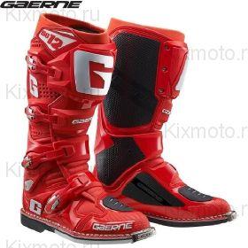 Ботинки Gaerne SG-12 2020, Красные