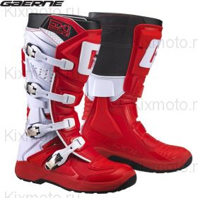 Ботинки Gaerne GX-1 Evo, Красные