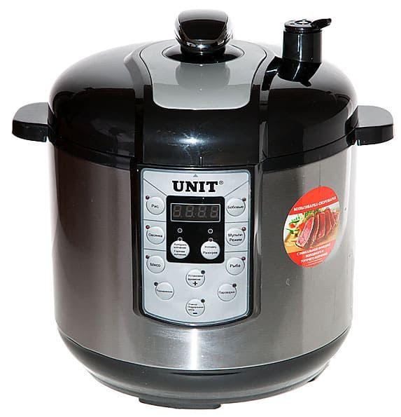 Мультиварка (скороварка) UNIT USP-1220S