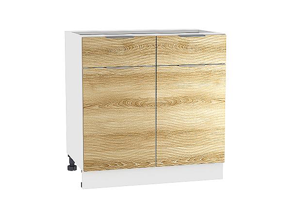 Шкаф нижний Терра Н801W (Ель карпатская)