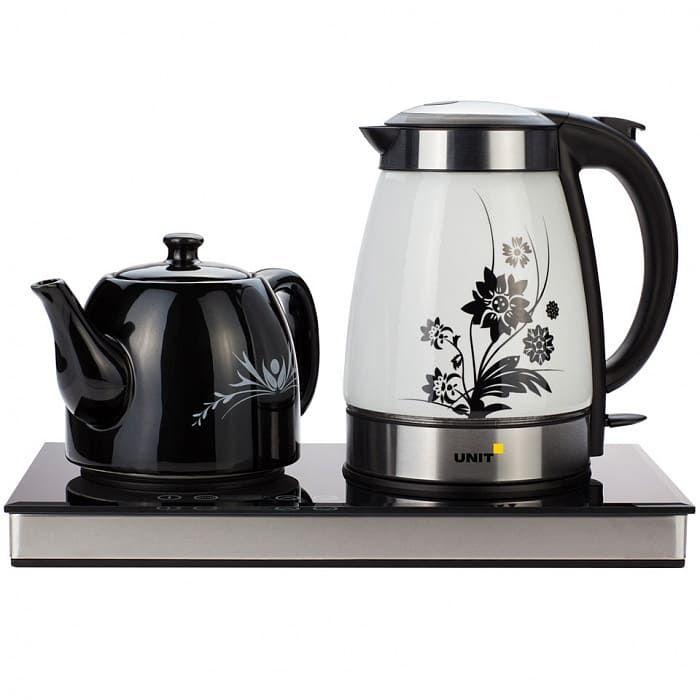 Чайник UNIT UEK-252 Черный