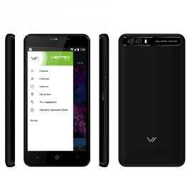 Смартфон Vertex Impress Lion dual cam (3G)