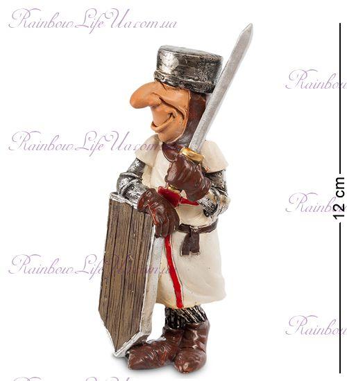 """Фигурка рыцарь стражник с защитой """"W.Stratford"""""""