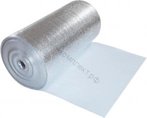 Изодом НПЭ ПЛ 5 мм фольгированный (1м*50)