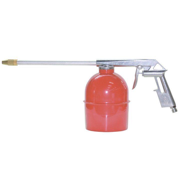 Jeta PRO JDO10J Пистолет моечный/мовильный с алюминиевой ручкой, с бачком 900мл.