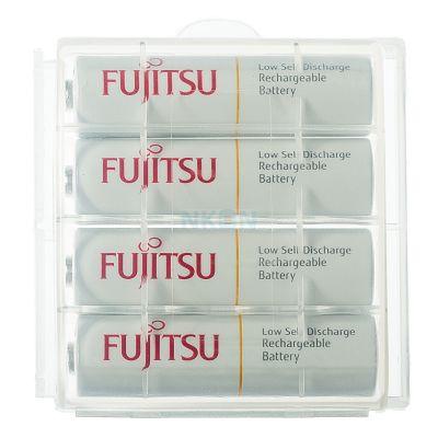 Аккумуляторы AA Fujitsu 2000mah NiMH (полный аналог Eneloop)