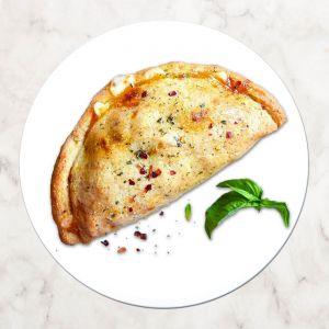 Пицца Кальцоне с цыпленком и грибами 500г
