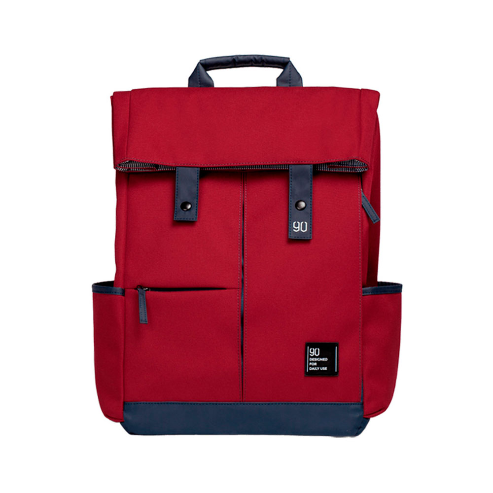 Рюкзак Xiaomi Ninetygo College Casual Backpack Dark red
