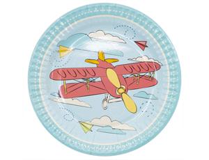 Тарелки авиатор