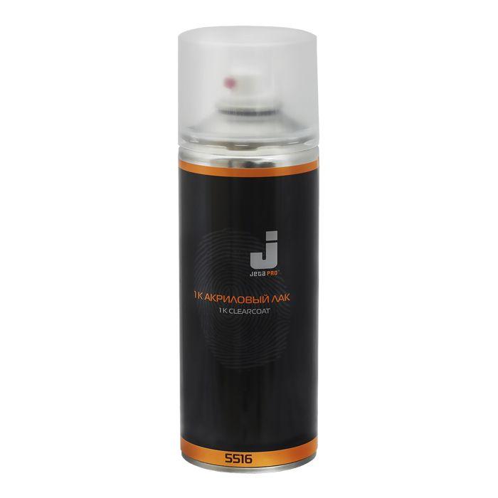 Jeta PRO SPRAY CLEAR 5516 Акриловый лак в аэрозольной упаковке 1К, прозрачный, 400мл.