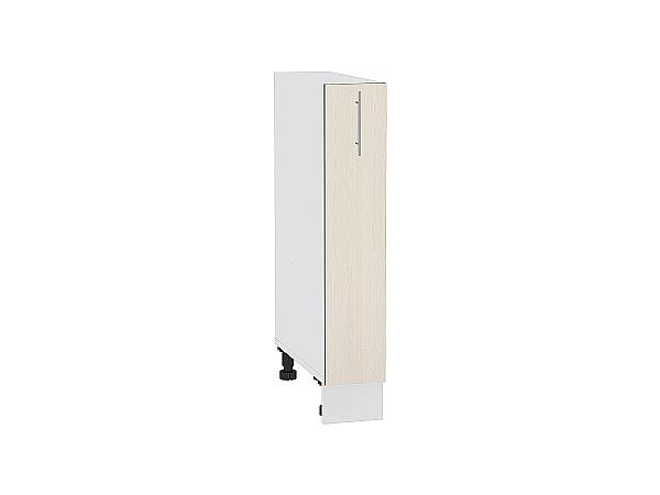 Шкаф нижний бутылочница Сканди НБ200  Cappuccino Softwood