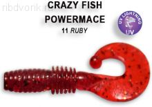 Приманки Crazy Fish Power mace 1.6