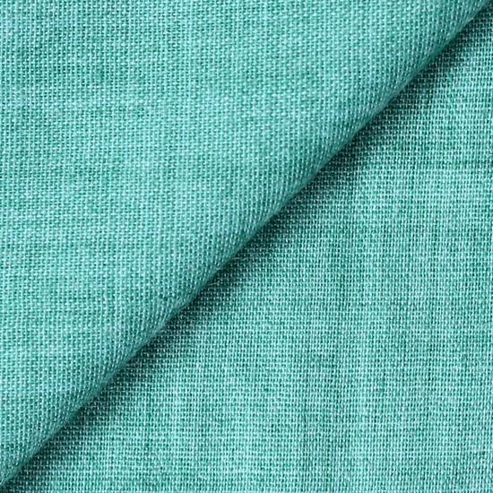 Ткань Однотонный хлопок, бирюзовый 50*37 см