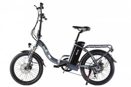 Велогибрид Eltreco Wave 350W Серый