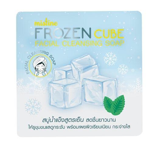 Тайское мыло для лица Кубики льда Mistine 4 шт по 20 гр