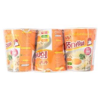 Рисовый суп Кхао Том с курицей MAMA 3 шт по 45 гр