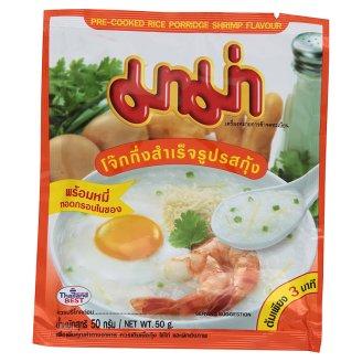 Рисовая каша тайская с креветками Mama 50 гр