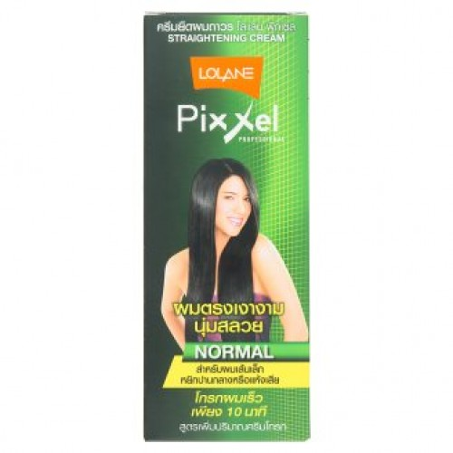 Крем для выпрямления кудрявых волос Lolane Pixxel 1 уп