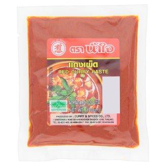Красный Карри - готовая паста Nam Jai 100 гр