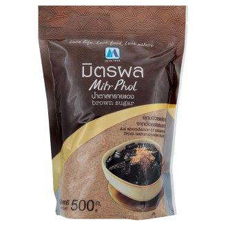 Коричневый тростниковый сахар Mitr Phol Brown Sugar 500 гр