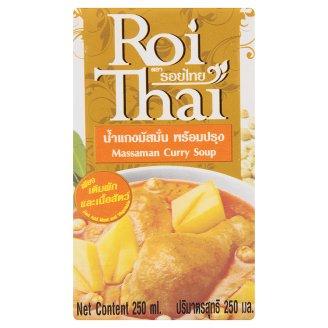 Массаман карри готовая суповая основа Roi Thai Massaman Soup 250 мл