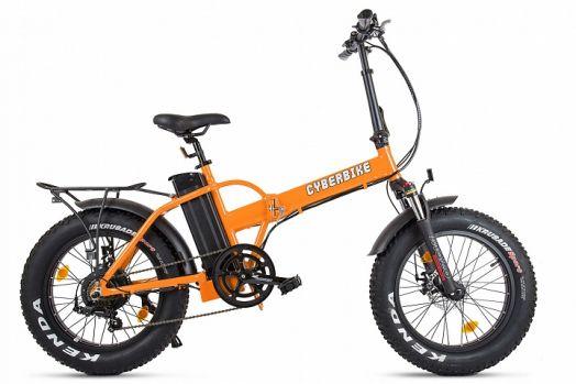Велогибрид Cyberbike 500 Вт Оранжевый