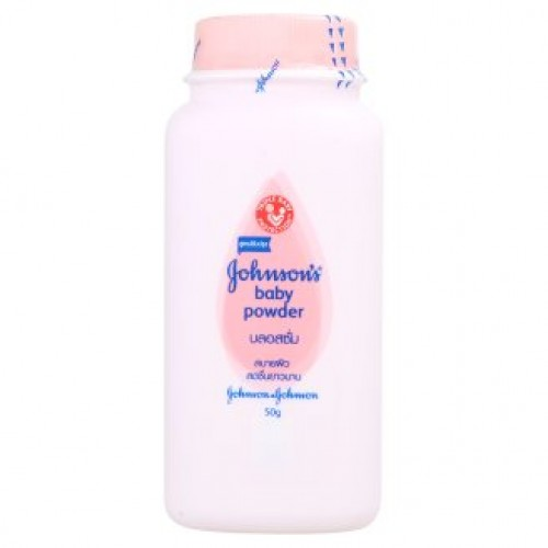 Детская присыпка Цветочная Johnson's Blossom Baby Powder 50 гр