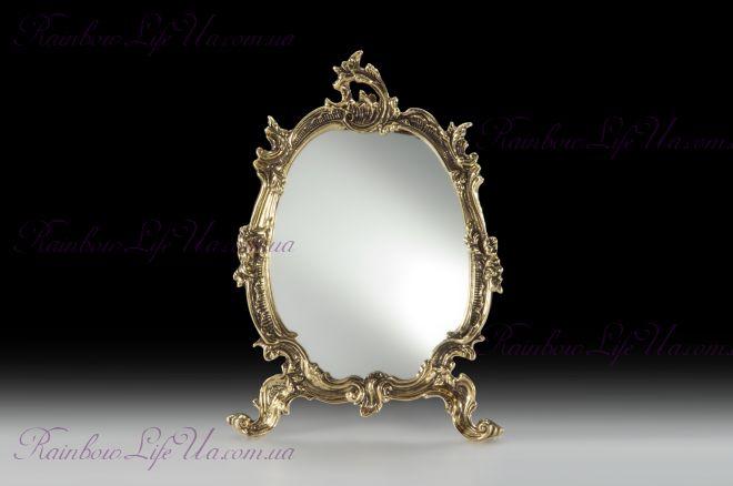 "Зеркало Mirror flowers 4876 ""Virtus"""